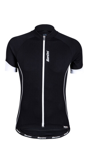 Santini Ora S/S Jersey Men black